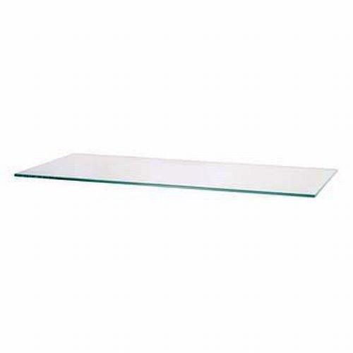 Zack 50678 extra glazen plank voor items 50677,50679,50694, breed 25,2 inch en 11,42 inch diep door Zack