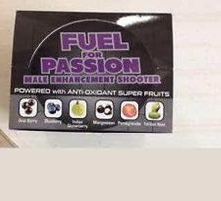 Liquid Nitro Fruit of Passion-12 Count for Maximum Peak Male Enhancement (12)