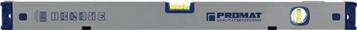 Promat Wasserwaage mit starken Haftmagneten | Länge (cm): 100
