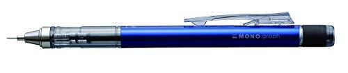 シャープペン モノグラフ 0.3 41ブルー SH-MG41R3 トンボ鉛筆