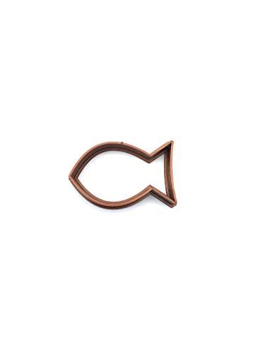 Cortadores de pescado, apto para lavavajillas, galletas, jabones, cerámica