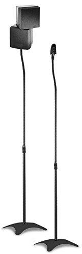 Supporti staffe aste piedistallo da pavimento per casse acustiche diffusori acustici surround home theatre