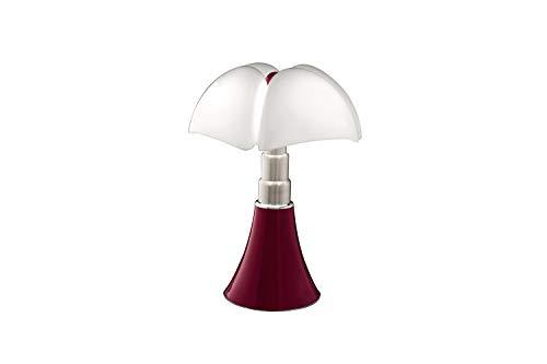 Martinelli Luce 620/RO Pipistrello Lampe de Table Pourpre