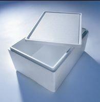 Garnelio Premium Styroporbox/Isolierbox - 442x320x209mm (19,0l) - Gr. 9