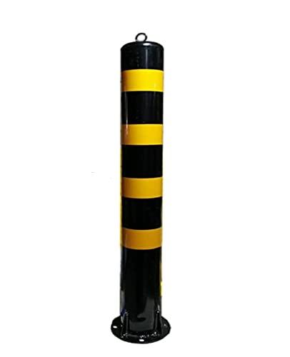 GJX Conos de Seguridad Aparcamiento Conos Parking Bolardos para Entrada, Aparcamiento, Conos de tráfico Fuertes y duraderos para Uso Comercial o Privado