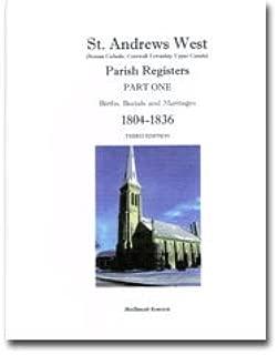 St. Andrews West Parish Registers, Births, Burials and Marriages (1879-1891) Volume Five (St. Andrews West Roman Catholic Parish Registers 1804-1944, Cornwall Township, Ontario. (Seven Volumes plus Burials))