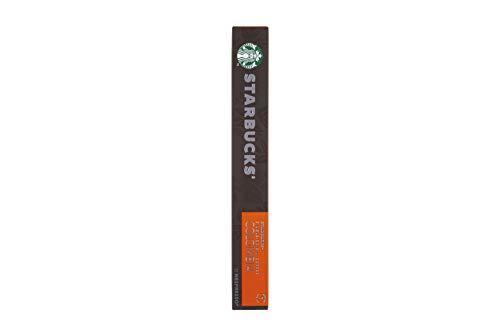 STARBUCKS Single Origin Colombia - Café, Mediano, Compatible con Nespresso, 10 cápsulas de café