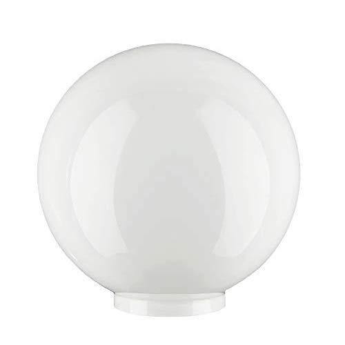 Glazen Bol vervangende lampenkap voor plafond/wand/vloerlamp (15.0cm dia. (6