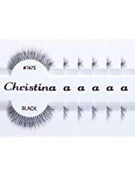 6packs Eyelashes - #747S (Christina)