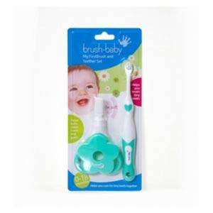 Brush Baby My First Brush & Teether Set 1 Pack