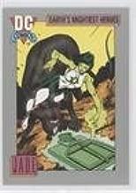 Jade (Trading Card) 1992 Impel DC Comics DC Cosmic - [Base] #59