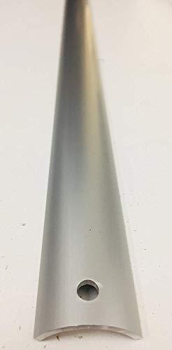 Aluminum Track Rail Cover Sleeve M030003-Z0 Works with Spirit Sole Xterra Fuesl Elliptical