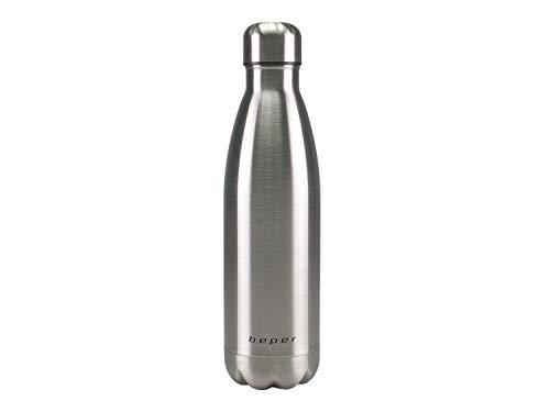 BEPER BI.505 - Botella Térmica de Acero Inoxidable, Paredes