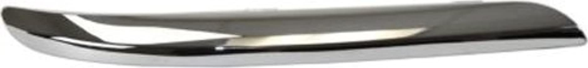 CPP Chrome Front, Passenger Side Bumper Trim for 2011-2014 Chrysler 300 CH1047103