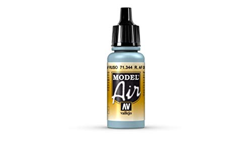 Vallejo VAL71344 Model Air 17 ML AF Grey Protect Coat