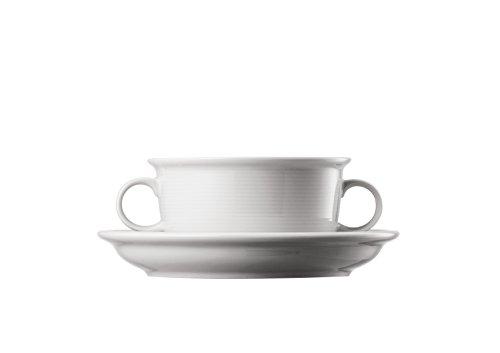 Rosenthal 11400-800001-10448 Tasse à Soupe, Chine, Blanc, 41,6 x 28 x 16 cm