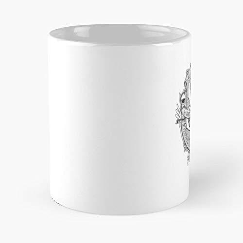 Sherlock Holmes Consulting Detective - Best 11 oz Kaffee-Becher - Tasse Kaffee Motive