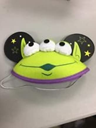 4315e322b Amazon.com : 2018 Disney Pixar Fest Toy Story Green Alien Mickey ...