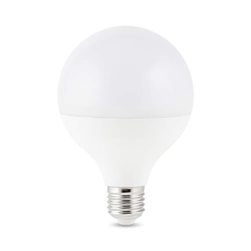 Optonica - Bombilla LED, 12 W, color blanco
