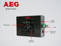 AEG Fernsignaltableau