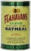 Flahavans Steel Cut Oatmeal, 793g in Blechdose