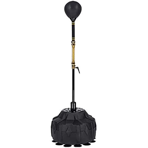 Boxsack Cobra Bag Fitness Reflex Bag Höhe Höhenverstellbarer Boxkugel Boxsack Freistehend Schneller Rückprall ohne Verformung Geschwindigkeit Ball Perfekter Spree Sandsack