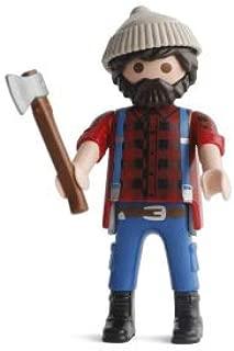 Promohobby Figura de Playmobil Serie 15 Leñador: Amazon.es ...