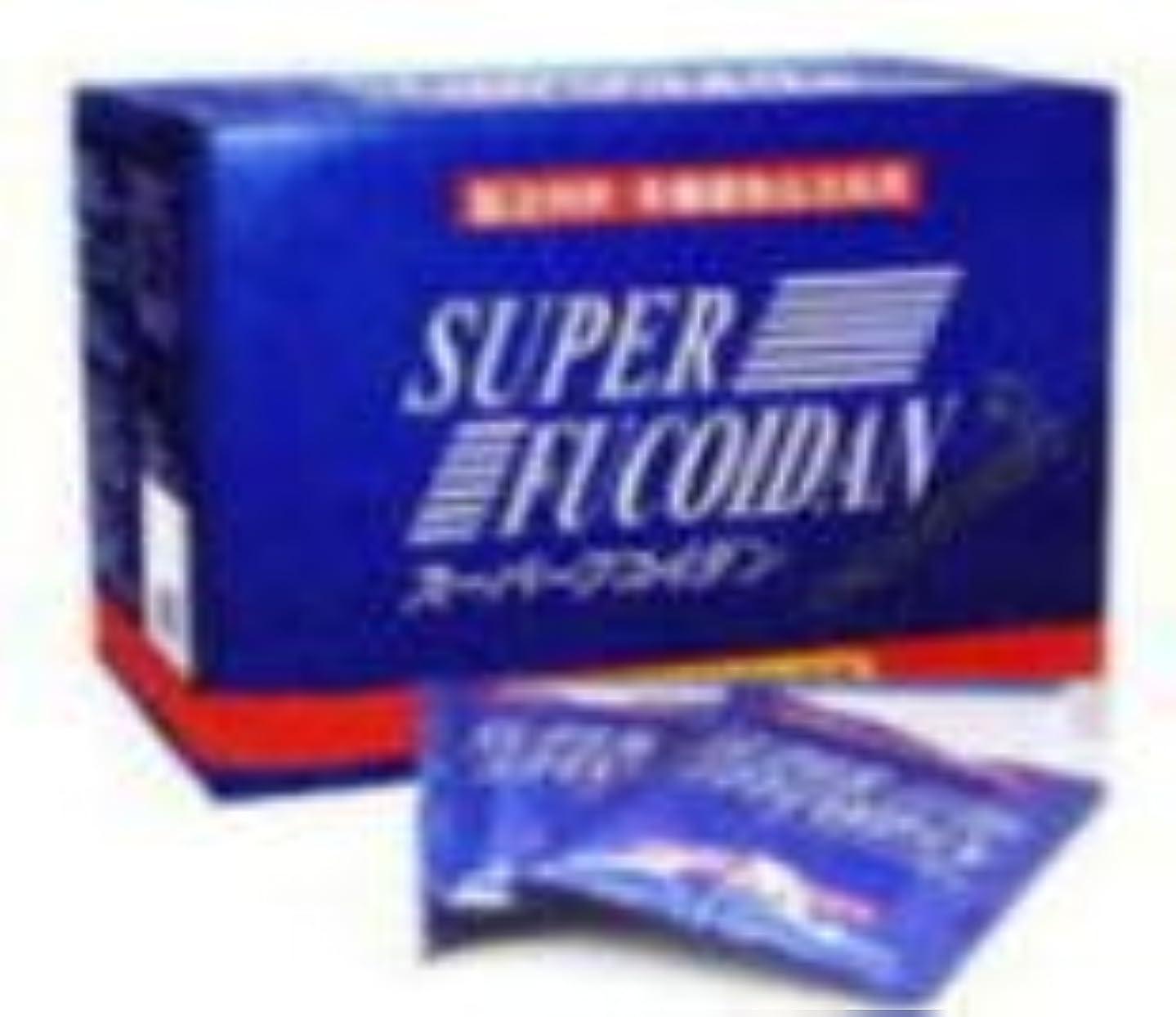 忠実な好きであるなめらかなスーパーフコイダン(30袋/3箱セット)