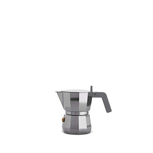 Alessi DC06/1 - Cafetera expreso, aluminio