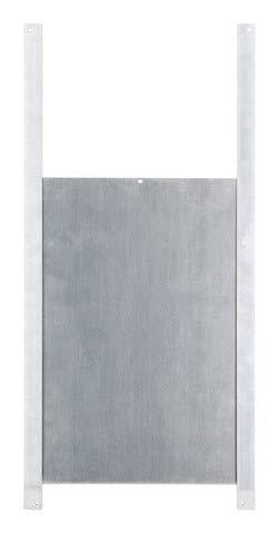 Kerbl Hühner schuifdeur 220 x 330 mm, aluminium,
