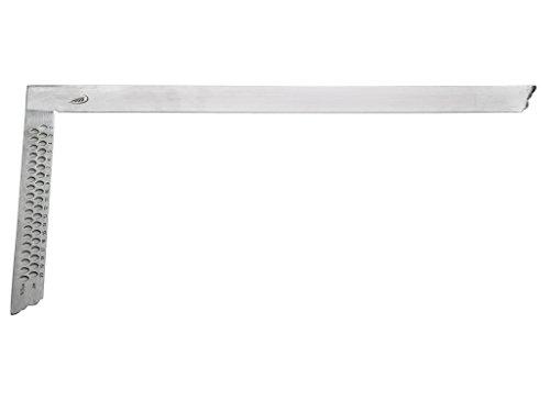 HELIOS-PREISSER 0396454 Zimmermannswinkel mit Anreißlöcher, 700 x 300 mm