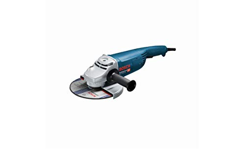Bosch Professional Winkelschleifer GWS 22-230 JH (2.200 Watt, Scheiben-Ø: 230 mm, inkl. Zusatzhandgriff, Schutzhaube, im Karton)