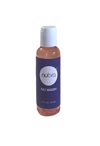 Nu Wash N112 Nubra Cleanser by Bragel for Silicone Adhesive Bras - 2 FL OZ / 60 ML