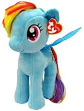 Pelucia Rainbow Dash My Little Pony TY - DTC