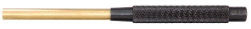 Starrett B248E Extended Length Brass Drive Pin Punch, 8