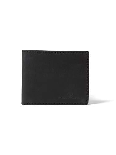 TOM TAILOR Herren Taschen & Geldbörsen Portemonnaie Ron schwarz/Black,OneSize