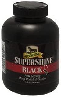 Absorbine SuperShine Polish Sealer Black 8oz