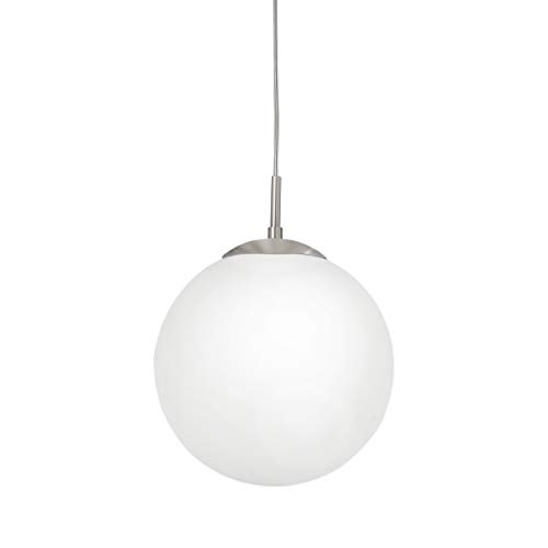 Eglo ISU1292121 Suspension Luminaire, Métal, Multicolore, 25 X 27
