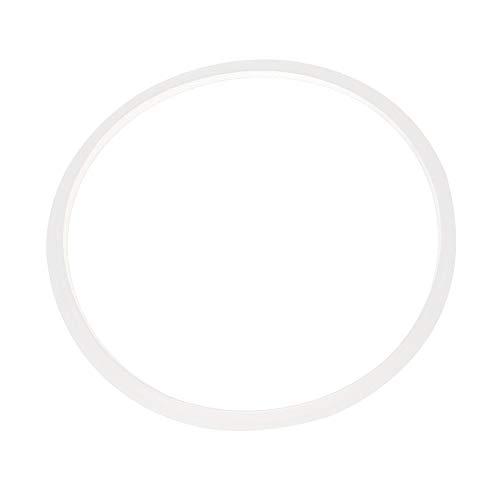 22cm Interior Dia de Silicona Transparente de presión Olla de presión de...