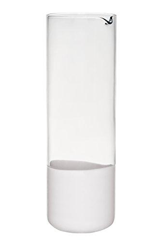 BITOSSI HOME Jug, 8, H.24, Spot Collection White