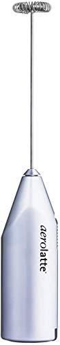 aerolatte Dampffreier Milchaufschäumer, Batteriebetrieben, Kunststoff/Edelstahl, Satin
