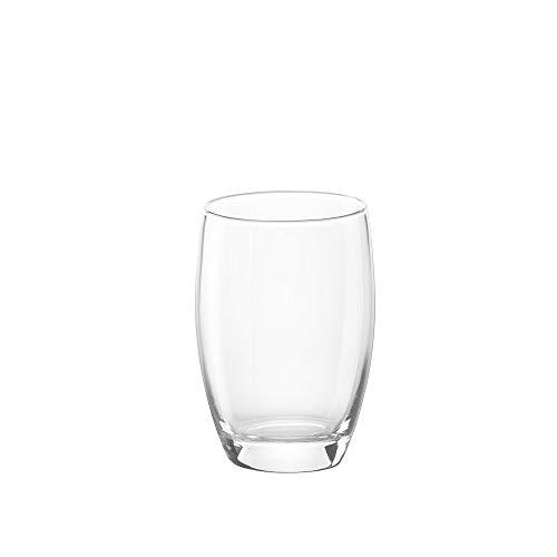 Bormioli Rocco Essenza - Juego de 4 vasos refrigerantes