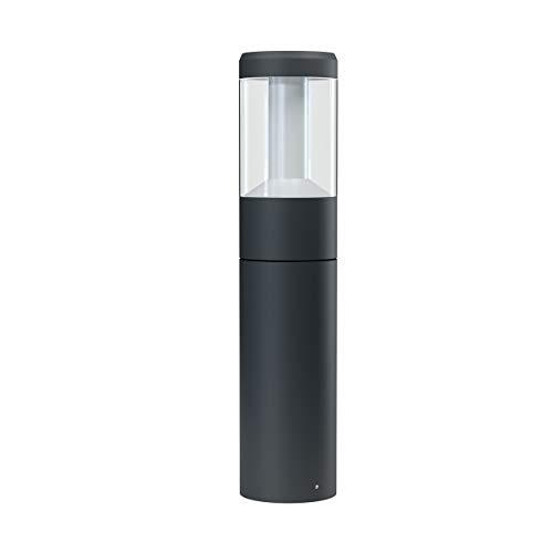 LEDVANCE LED Gartenpylone, Leuchte für Außenanwendungen, Warmweiß, 110,0 mm x 500,0 mm, ENDURA STYLE LANTERN MODERN