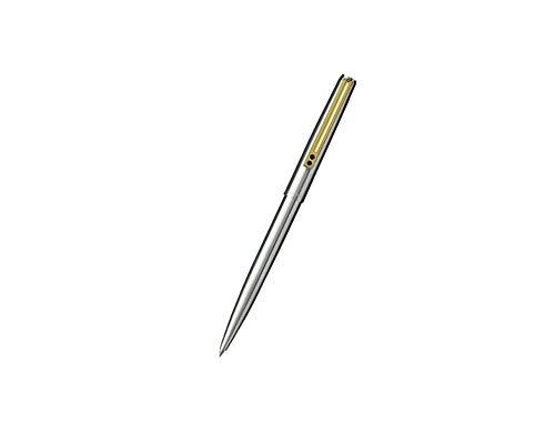 Bolígrafo Inoxcrom B77 cromado con estuche