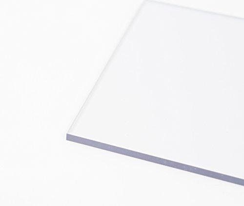 鈴木プラスチックス 塩ビ板 透明 厚み2.0mm A1サイズ