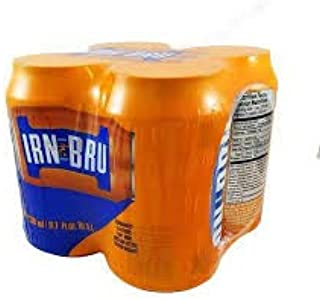Irn Bru 11.2oz cans 4 pk Imported from Scotland (44.8oz)