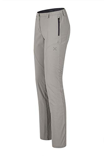MONTURA - Pantalón de mujer largo ligero To Go 2 – Gris