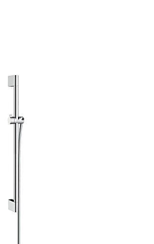 Hansgrohe 26503000 Unica'Croma barra de ducha con flexo, 0,65m, cromo