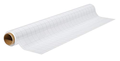 Franken SF2011 X-Tra Line Chart Schreibfolie, 60 x 80 cm Rolle, 25 Blatt, kariert