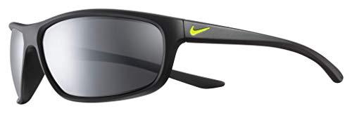 Nike Occhiali da Sole dash EV1157 071 58-13-118 junior matt black lenti grey silver flash